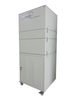 Pa 1500fs Fume Filter System For Wave Soldering Reflow