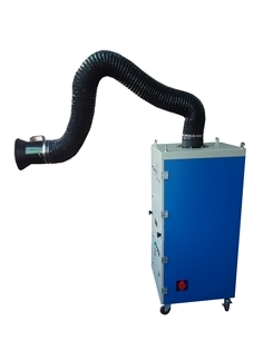 Pa 2400dh Electric Welding Fume Extraction System