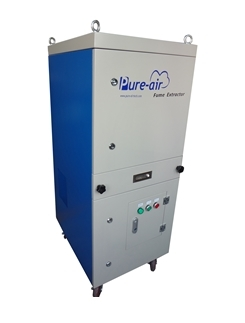 Pa 2400sh Industrial Welding Fumes Extraction