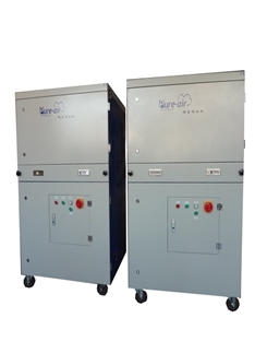 Pa 3600sa Welding Fume Filter System