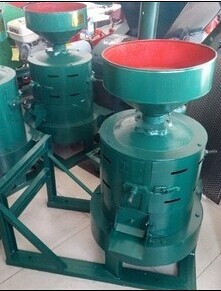 Paddy Rice Grain Peeling Machine With Low Price