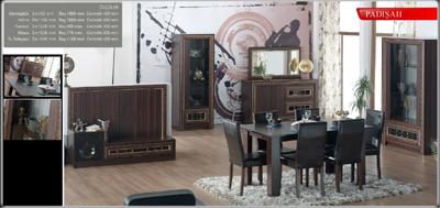 Padisah Dining Room Furniture Sets