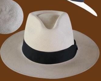 Panama Hats 1 Fedora