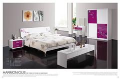 Panel Bedroom Furniture Mdf Set