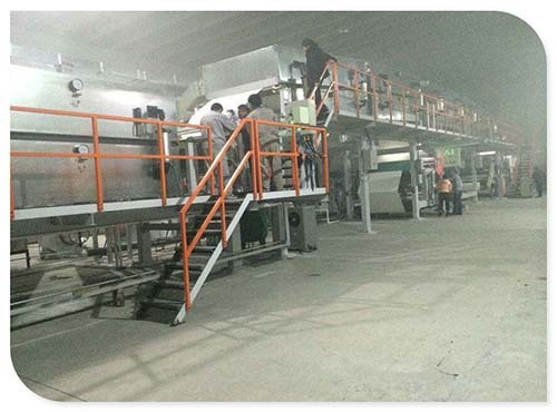 Paper Coating Line For Thermal Direct