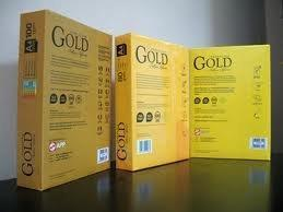 Paperline Gold A4 Copy Paper Evenness Surface Copying