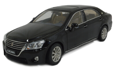Paudi 2224 Toyota Crown Diecast Model Car 1 18 Collectable