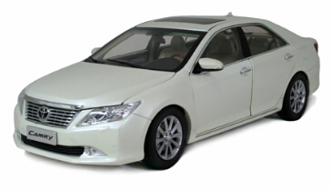 Paudi 2265 Toyota Camry Xv50 Diecast Car 1 18 Models Aluminum Die Cast