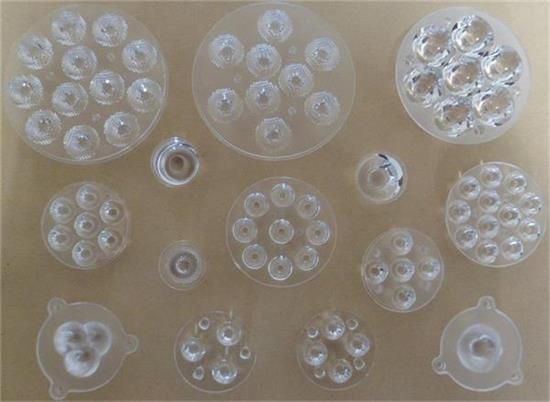 Pc Or Pmma Optical Lens Bulbs Cap Shade