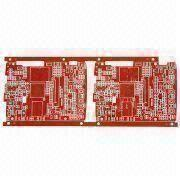 Pcb Board For Keyboards With Bga Immersion Gold And 70um Copper Thickness
