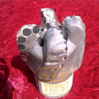 Pdc Bit For Geological Exploration And Mine Works