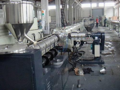 Pe Hdpe Pipe Extrusion Line