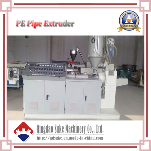 Pe Pipe Making Machine