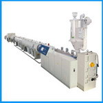 Pe Pp Water Gas Supply Pipe Production Line Plastic Extruder Extrusion