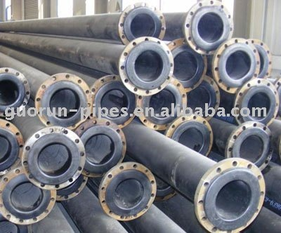 Pe Uhmw Composite Pipe Used In Power Plant