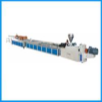 Pe Wood Composite Wpc Profile Production Line Extrusion