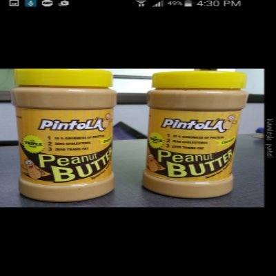 Peanut Butter Creamy Crunchy