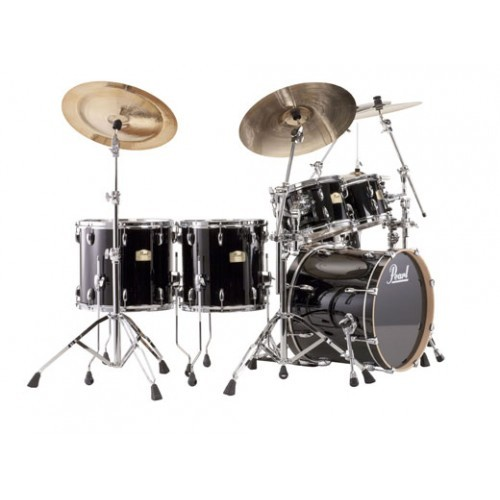 Pearl Session Studio Classic 5 Piece Shell Kit Sequoia Red