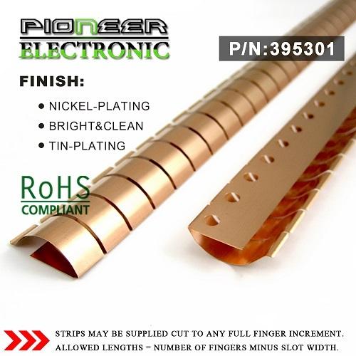 Pecf395301 Beryllium Copper Finger For Mri Room