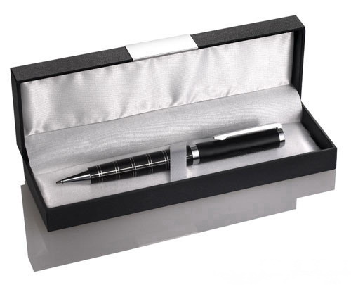 Pen Gift Set Promotation Metal Ball Roller Fountain Pencil Box Wholesale Ch