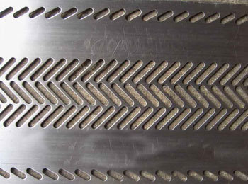 Perforated Metal Galvanized Steel