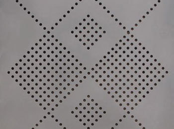 Perforated Metal Stainless Steel Galvanized Aluminum