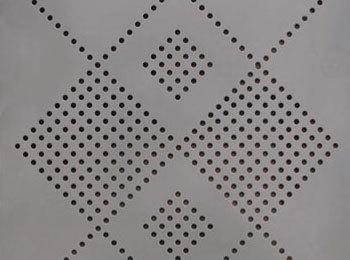 Perforated Metal Stainless Steel Galvanized Aluminum