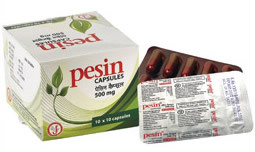 Pesin Capsules Immune Modulator For Psoriasis