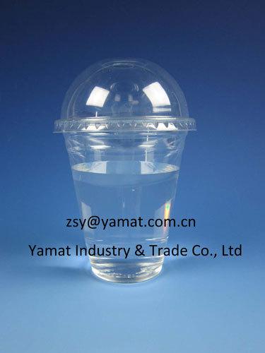 Pet Clear Plastic Cup