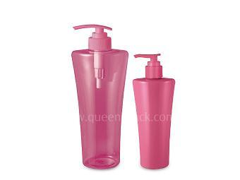 Pet Lotion Pump Bottle In Waist Shape Any Color