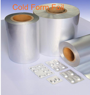 Pharmaceutical Alu Foil For Tablet And Capsule Packaging