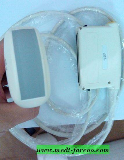 Philips Envisor Convex Ultrasound Transducer Probe