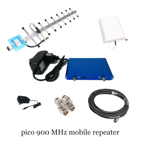 Pico Single Band 900mhz Mobile Signal Repeater With High Quality
