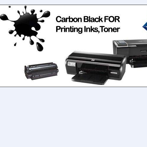 Pigment Carbon Black For Inks And Toner