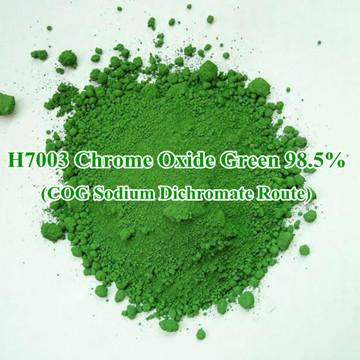Pigment Grade Comestic Ceramic Metallurgical Chrome Oxide Green Refractory