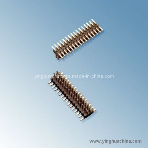 Pin Header 1 0x1 0 Dual Row H 1804