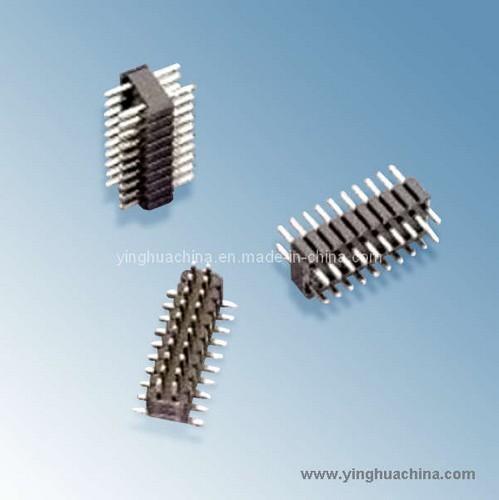 Pin Header 1 27x1 27 H 2 5 1272