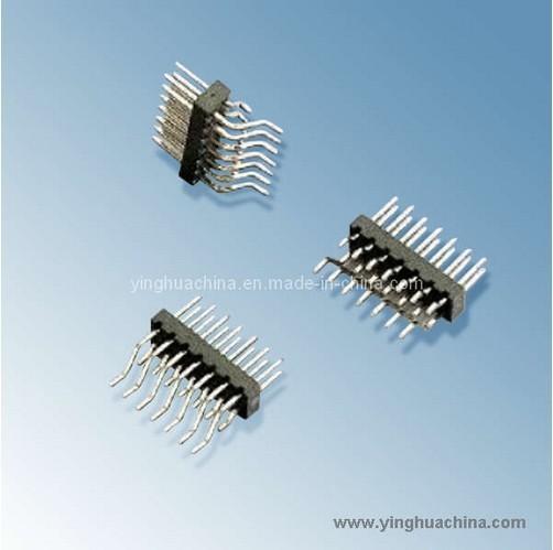 Pin Header 2 0 Horizontal Smt H 4 6201