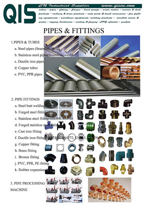 Pipe Fittings Casting Forging Stamping Machining Fitting