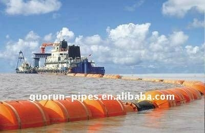 Pipe Floater For Sea Dredging