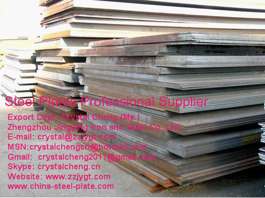 Pipe Line Steel Plates X42 X46 X52 X56 X60 X65 X70 X80 X100 X120