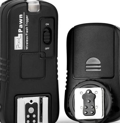 Pixel Pawn Series Wireless Flash Trigger