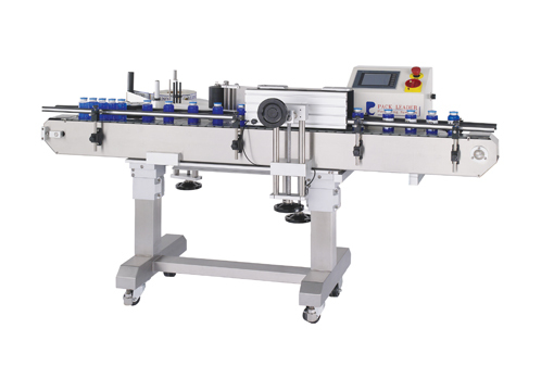 Pl 501 Wrap Around Labeling Machine Pack Leader