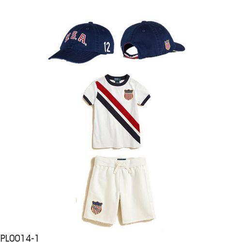 Pl0014 Boy S Clothing Sets Wholesale