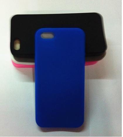 Plain For Iphone Silicone Case Scplain