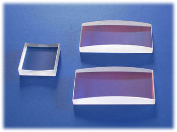 Plano Concave Cylindrical Lenses