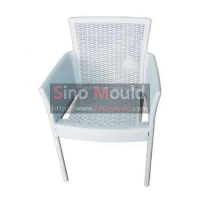 Plastic Arm Chair Mould