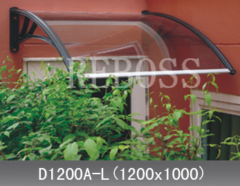 Plastic Awning D1200a L