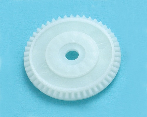 Plastic Bevel Gear Is A Small Part In Helical