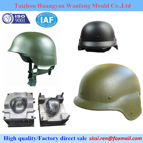 Plastic Bulletproof Helmet Mould Ballistic Kevlar Mich Pasgt Vest Mold